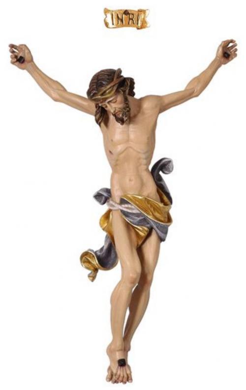 Kruzifix-Korpus bis 1,50m Größe - Kreuz ist dann ca 3m hoch