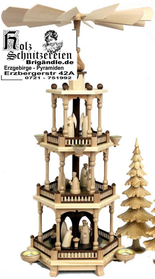 Erzgebirge Pyramide