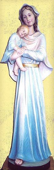 Madonna Rom, Madonnen, Immaculata. Madonna mit Kind