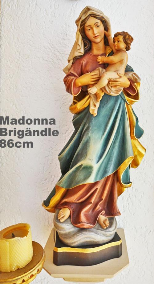 Große Madonnenfigur